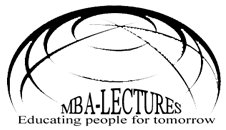 MBA Lectures